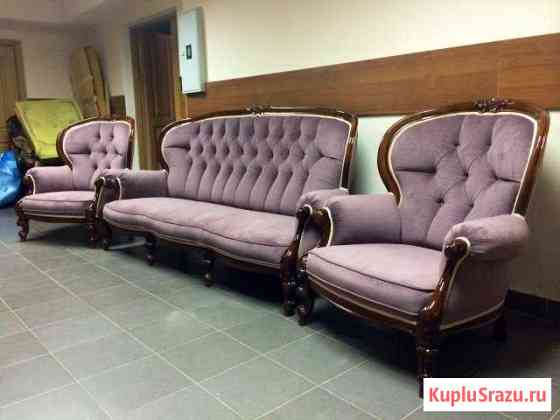Реставрация, обивка, ремонт мебели Одинцово