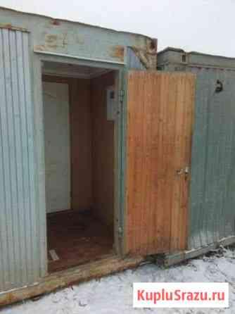 Блок-контейнер, бытовка Балаково