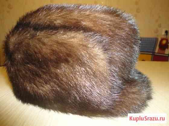 Шапка мужская норковая размер 56-58 Киров