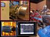 Автоклав установка, для производства деталей и элементов из карбона
