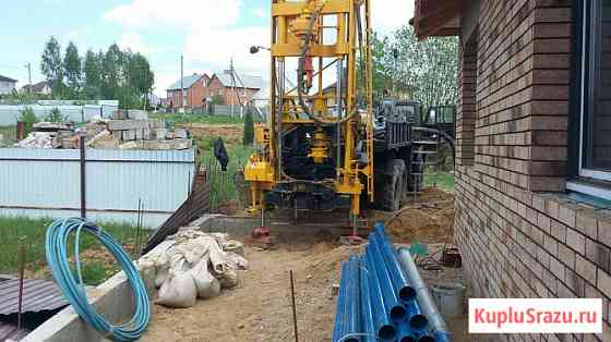 Бурение скважин в Крымске, бурение скважин в Крымском районе под ключ Крымск