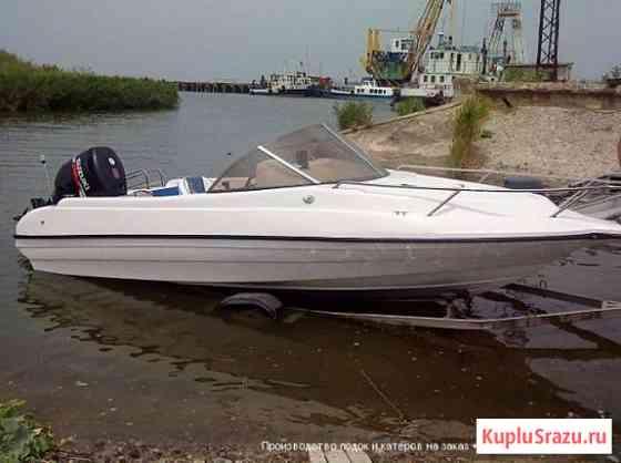 Лодка пластиковая Дельфин 650 Приморско-Ахтарск