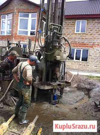 Бурение скважин в Абинске, бурение скважин в Абинском районе под ключ Абинск