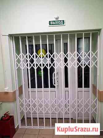 Раздвижные решетки АМРА-М для дверей, окон, перегородок Ростов-на-Дону
