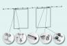 Фурнитура для подвесных ворот и системы перемещения