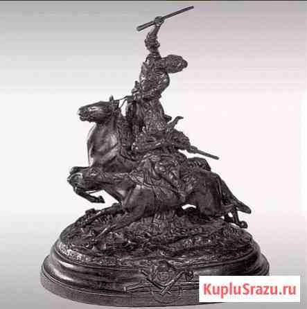 Покупаем фигуры и статуэтки из металла, Касли