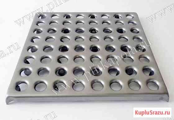 Плитка металлическая для промышленных полов. Производство и продажа Набережные Челны