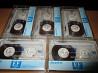Кассеты Sony из 90-х под запись и прослушивание