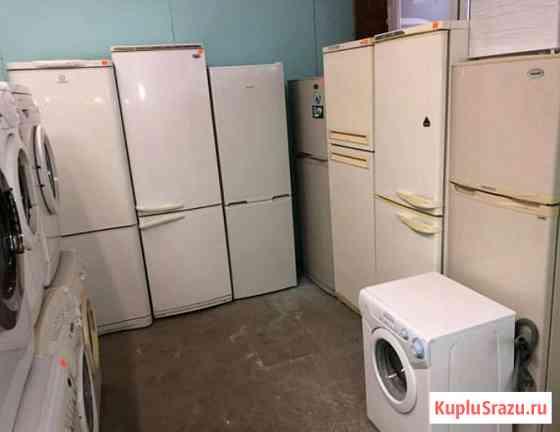 Б/у холодильники Indesit с гарантией Санкт-Петербург