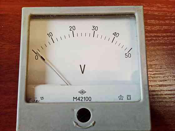 Приборная измерительная головка М42100 (на 50v) Самара