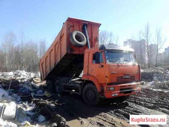 Вывоз мусора в мешках в Нижнем Новгороде Нижний Новгород