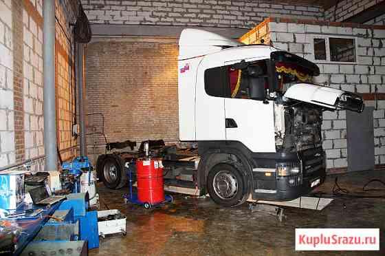 Ремонт грузовиков в Краснодаре на выезд. грузовое СТО Краснодар Краснодар