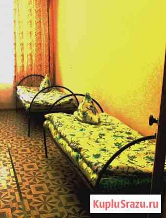 Железная кровать эконом класса Рязань