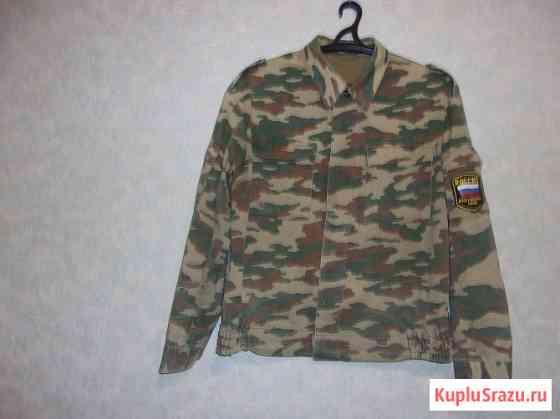 Куртка мужская, защитного цвета 100% хлопок Омск