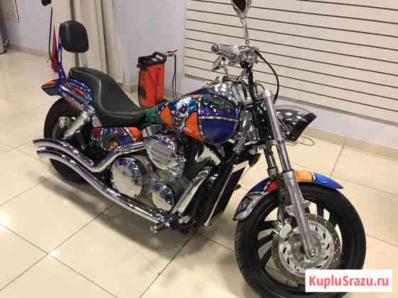 Продам мотоцикл HONDA VTX 1300C7 Москва