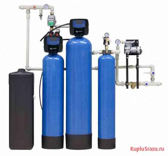 Фильтры очистки воды для коттеджей, домов и дач Волгоград