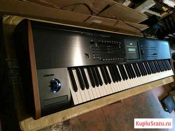 Korg KRONOS 2 88 клавишная музыкальная рабочая станция Москва