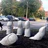 Малаф архитектурная форма - Рука. из фибро бетона