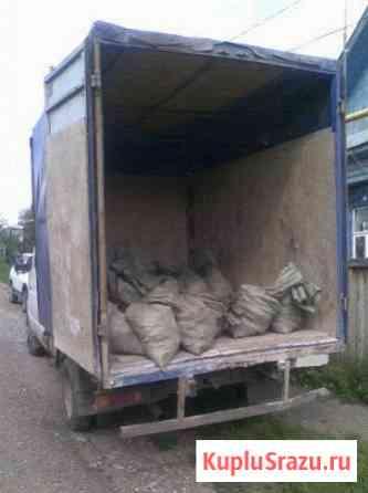Вывоз мусора строительного бытового Газель ЗИЛ Камаз Новосибирск