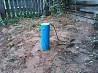 Чистка скважин от песка и глины