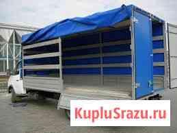 Газели, грузчики, организация переездов, вывоз мусора Пермь