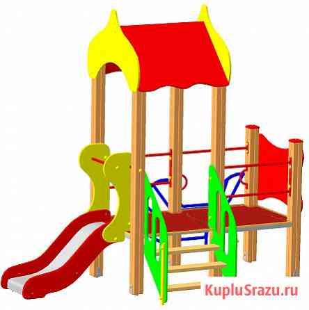 Детские игровые комплексы в Краснодаре от производителя Краснодар