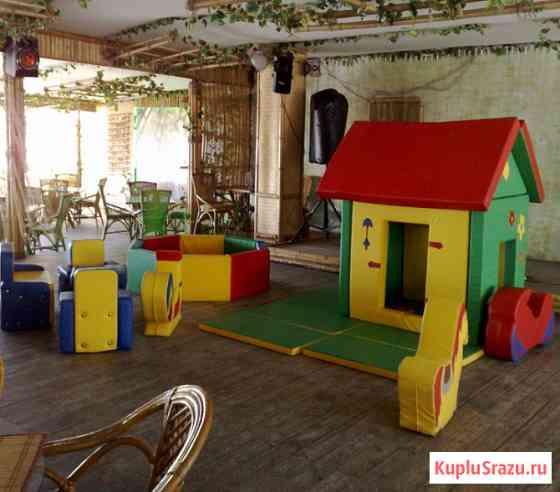 Детские мягкие строительные конструкторы(модули) от производителя Краснодар