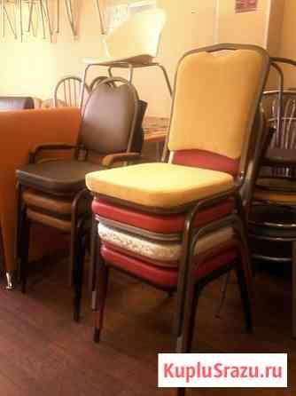 Мягкие стулья банкетные, производство Санкт-Петербург