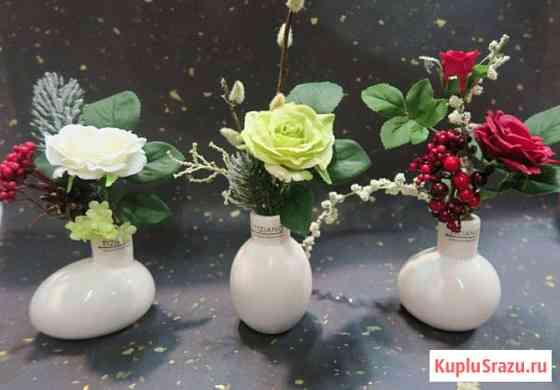 Продам искусственные цветы высокого качества Москва