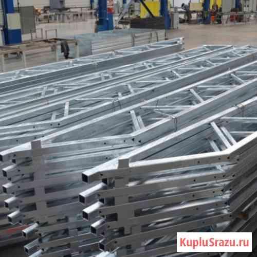 Металлоконструкции любой сложности от производителя Нижний Новгород