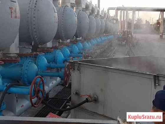 Очистка трубопроводов, теплообменников, пылеуловителей, оборудования Волжский