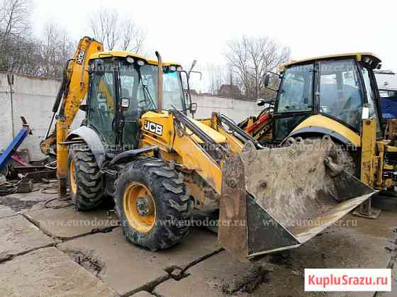 Экскаватор-погрузчик JCB 3CX Super, 2011 г, 9500 м/ч Санкт-Петербург