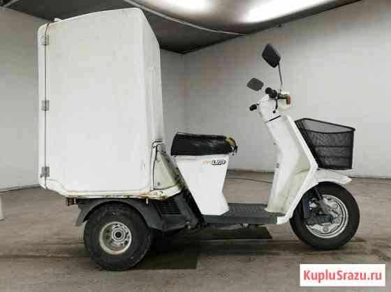 Скутер трайк Honda Gyro UP рама TA01 гв 2004 корзина грузовой Box Москва