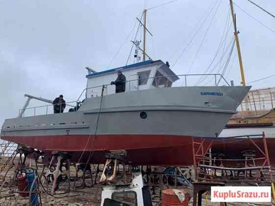 Промысловое рыболовное судно БПМ-74 от производителя Приморско-Ахтарск