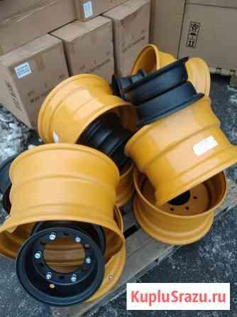 Шины, камеры, диски для погрузчиков со склада Омск