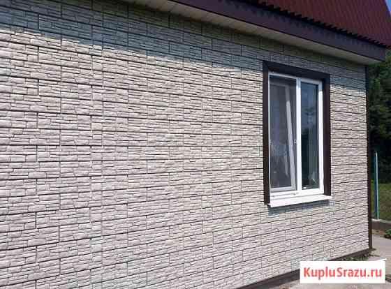 Фасадные панели Stone House сланец Барнаул