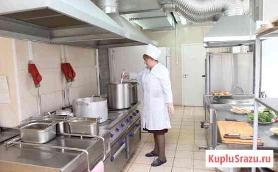 Требуется повар горячего цеха Казань