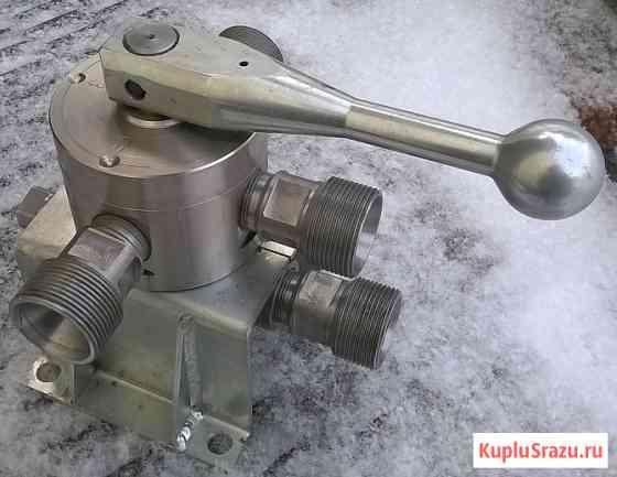 Кран четырехходовой ДКТ-222 Пенза