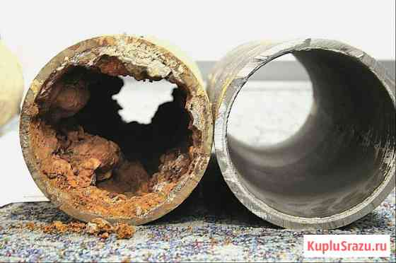 Прочистка канализации. Устранение засора гидродинамическим методом Ростов-на-Дону