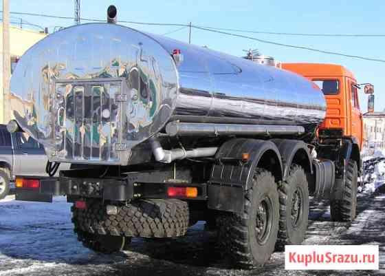 Доставка воды. Водовоз Ростов-на-Дону
