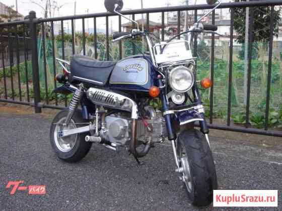 Мопед мокик Honda Monkey Gorilla рама Z50J гв 2001 Minibike Москва