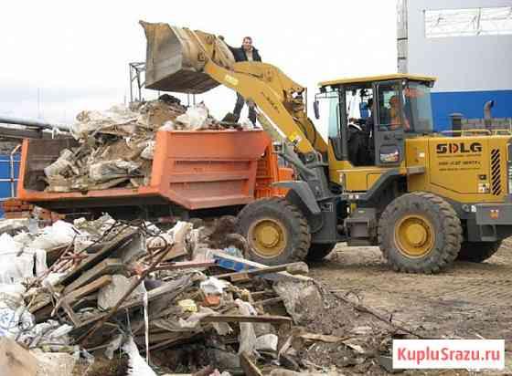 Сбор, погрузка и вывоз мусора Орехово-Зуево