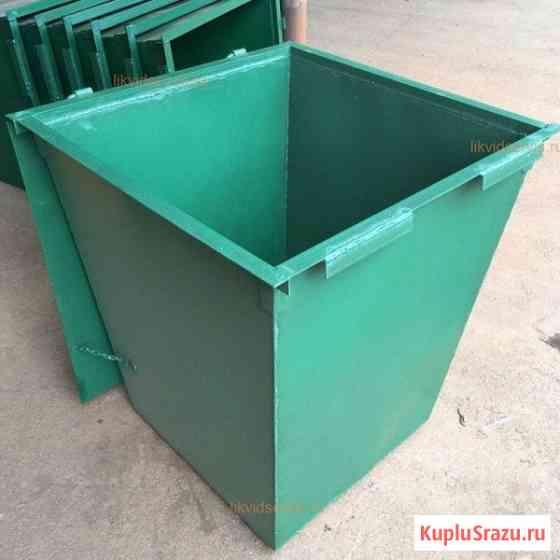 Изготовление мусорных контейнеров 0,75м3 Воронеж Воронеж