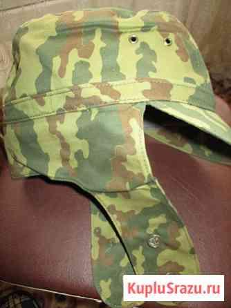 Новая армейская кепка камуфляж Коломна