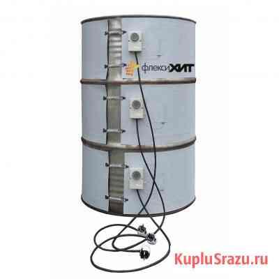 Поясной полиуретановый высокотемпературный нагреватель для бочек Москва