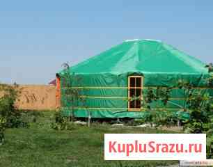 Юрта - мобильный дом, комфортная альтернатива палатке Москва