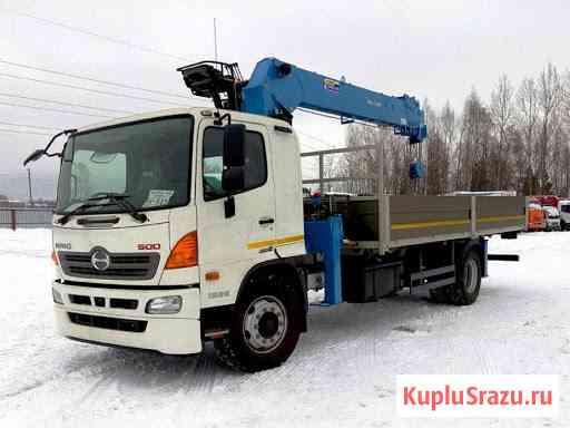 Услуги Манипулятора/Автовышки с водителем Щекино