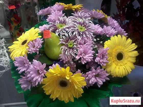 Продажа цветов и букетов Кировск