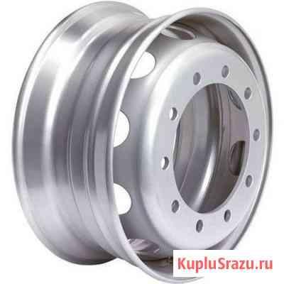 Диски колесные стальные SRW 22.5x9.00 ET175 Москва