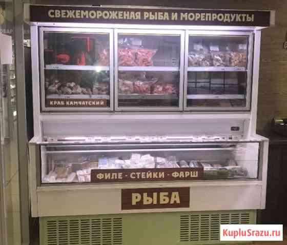 Продажа интернет-магазина рыбы и морепродуктов Москва